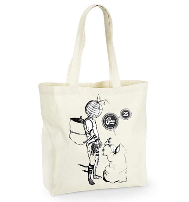 Limited Edition Soma25 Tote Bag