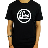 Black With White Soma Logo