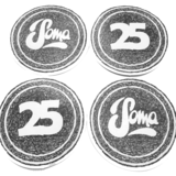 Limited Edition Soma 25 Sticker