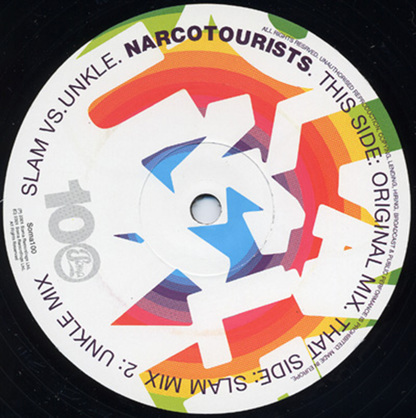 Narco Tourists cover