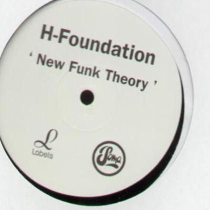 New Funk Theory cover