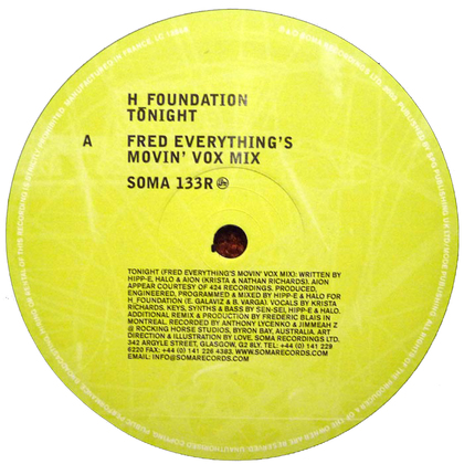 H-Foundation - Release / Feelin' Free