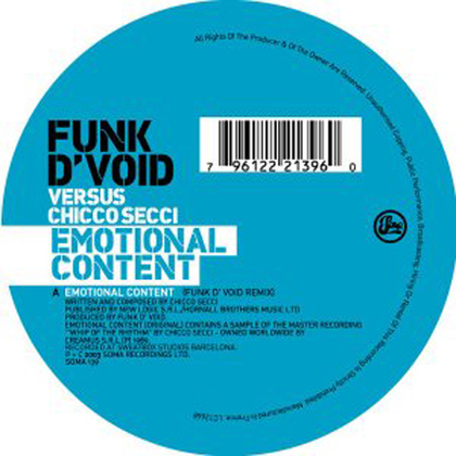 Emotional Content Remixes cover