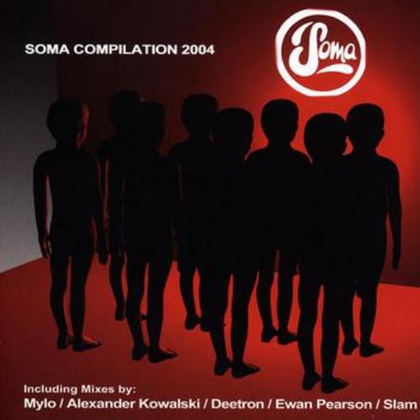 Soma Compilation 2004 cover