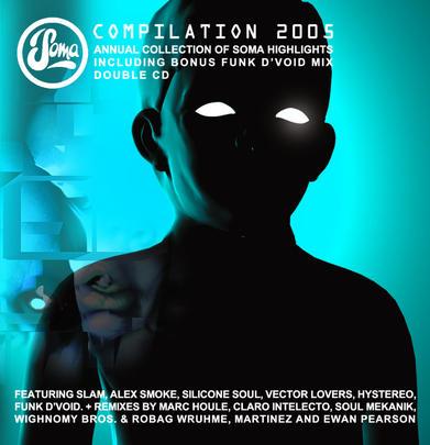 Soma Compilation 2005 cover