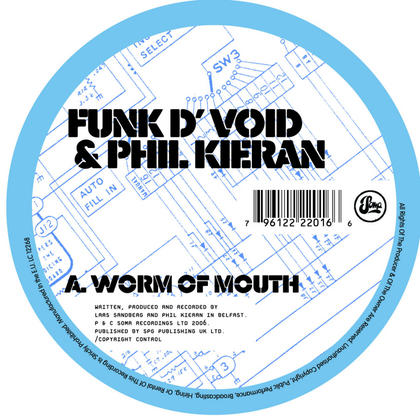 Worm of Mouth cover