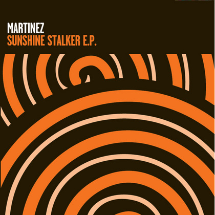 Sunshine Stalker E.P. cover