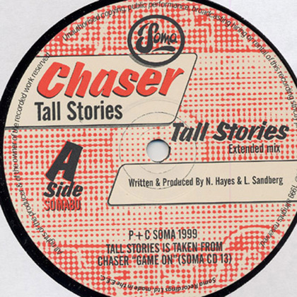 Tall Stories cover