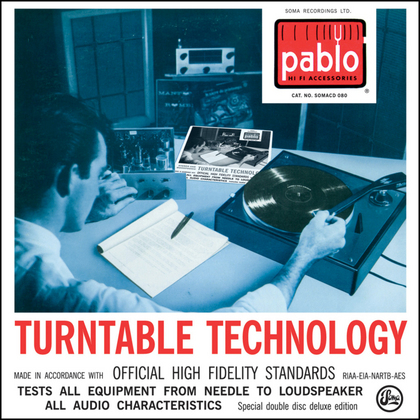 Turntable Technology cover