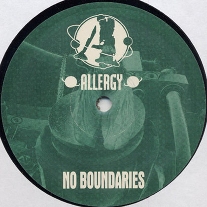 No Boundaries cover