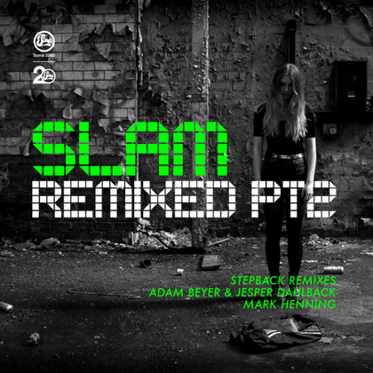 Slam Remixed pt 2 cover