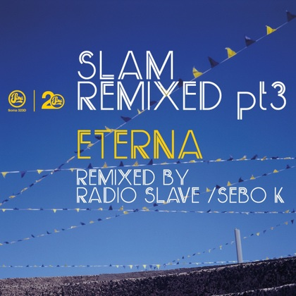 Slam Remixed Pt 3 - Eterna cover