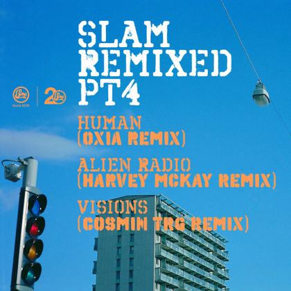 Slam Remixed Part 4 cover