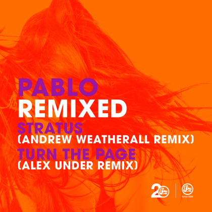 Pablo - Andrew Weatherall & Alex Under Remixes