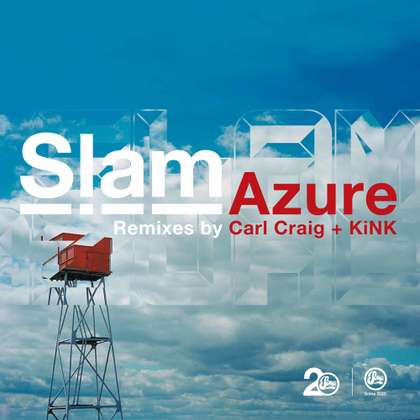 Azure Remixes - Carl Craig & KiNK (Digital) cover
