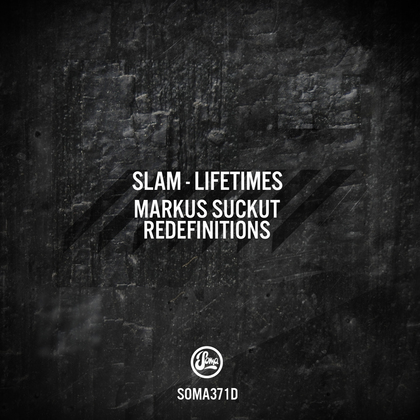 Lifetimes (Markus Suckut Redefinitions) cover