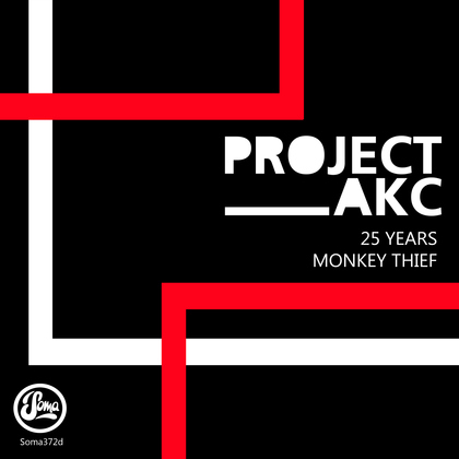 25 Years / Monkey Thief  cover