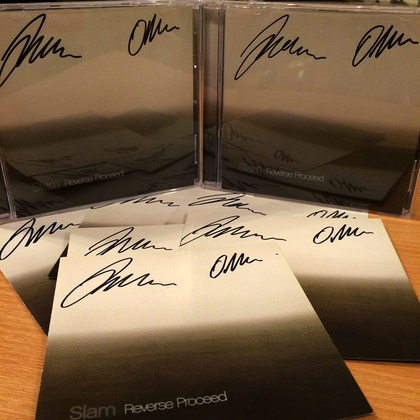 Reverse Proceed (LTD SIGNED BY SLAM) cover