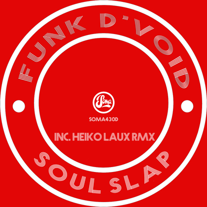 Soul Slap (Inc Heiko Laux Remix) cover