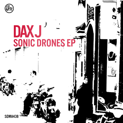 Sonic Drones EP Digital Version cover