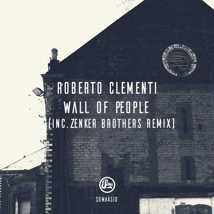 Wall Of People (Inc Zenker Brother Remix) cover