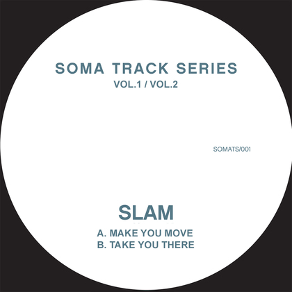 Soma Track Series 1 & 2  cover