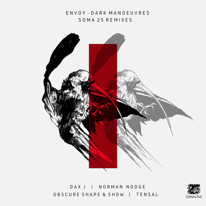 Dark Manoeuvres Soma25 Remixes cover