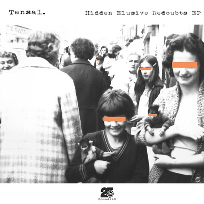 Hidden Elusive Redoubts EP cover