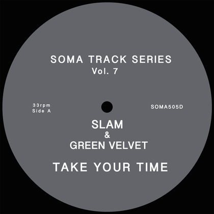 Soma Track Series Vol. 7 - Take Your Time  cover