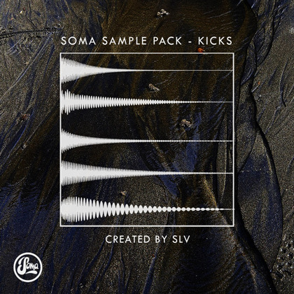 Soma Sample Packs - Kicks cover
