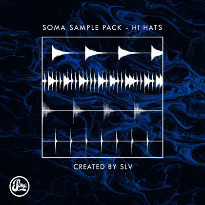 Soma Sample Packs - HiHats cover